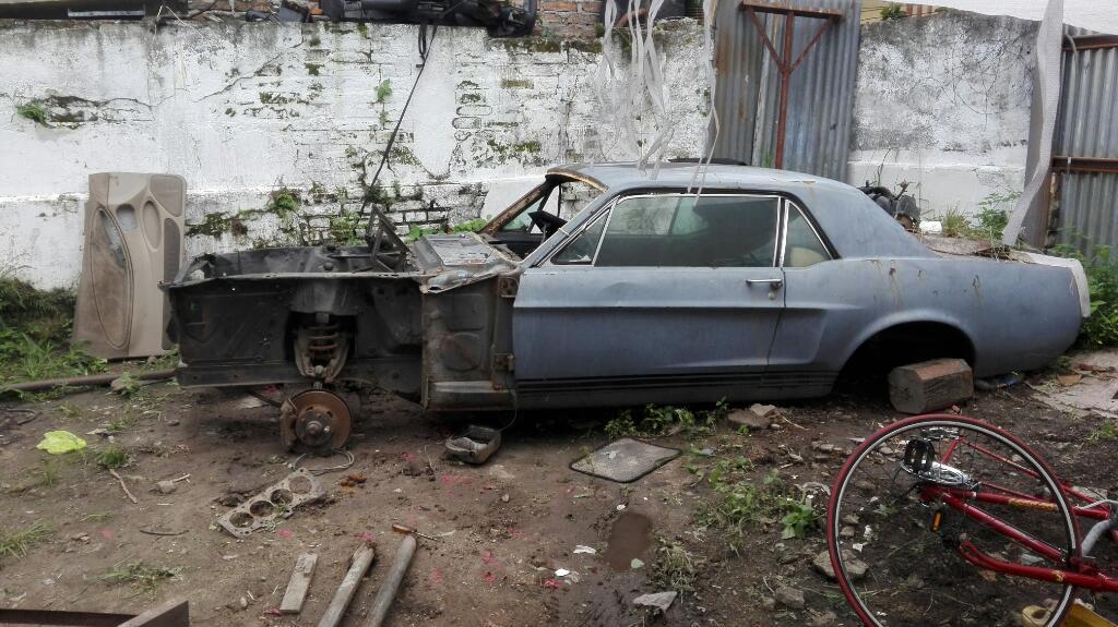 Mustang 63 Carros En Venta San Salvador El Salvador