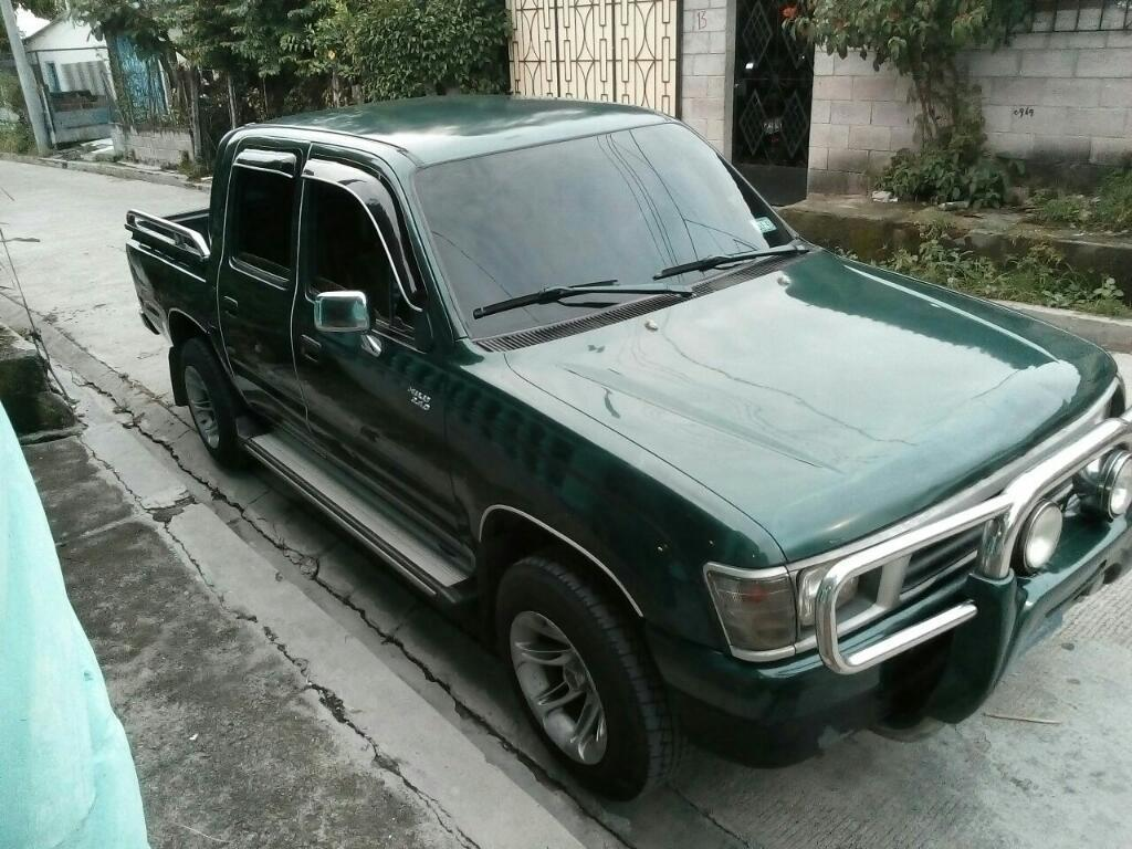 Toyota Hilux 98 - Carros en Venta San Salvador El Salvador
