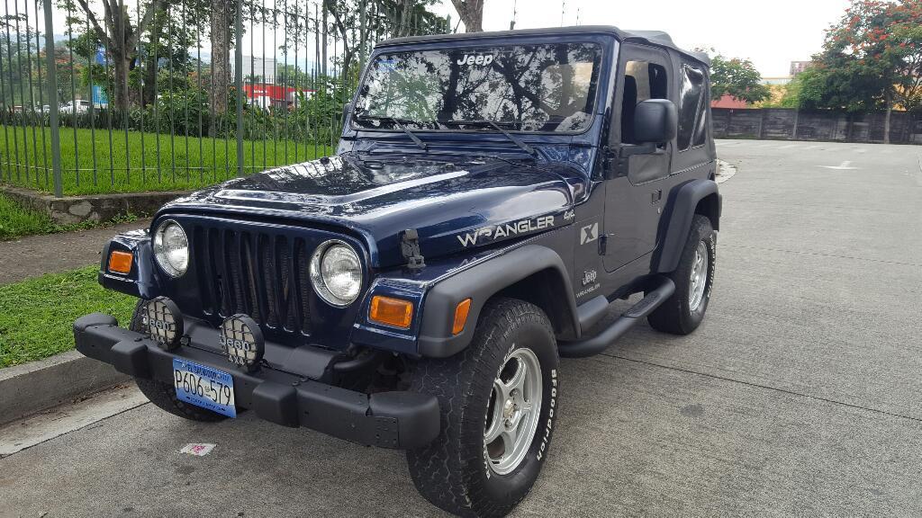 jeep wrangler 2005 4x4 carros en venta san salvador el salvador. Black Bedroom Furniture Sets. Home Design Ideas