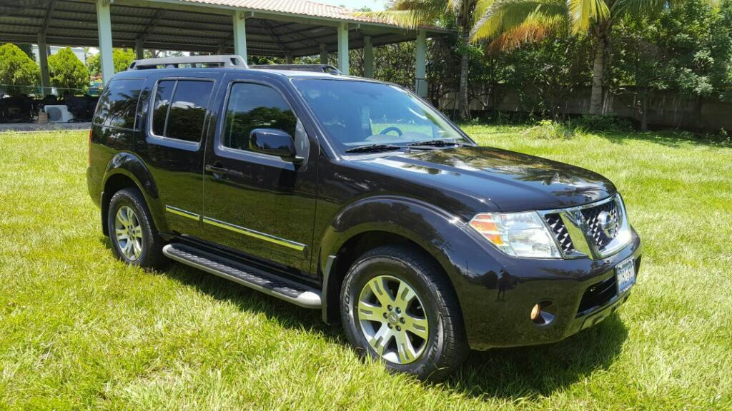 Nissan Pathfinder Sl 2011 11 500 3 Fila Carros En Venta
