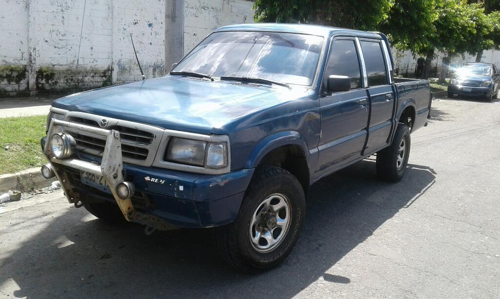 Pickup Mazda Doble Cabina 4x4 - Carros en Venta San ...
