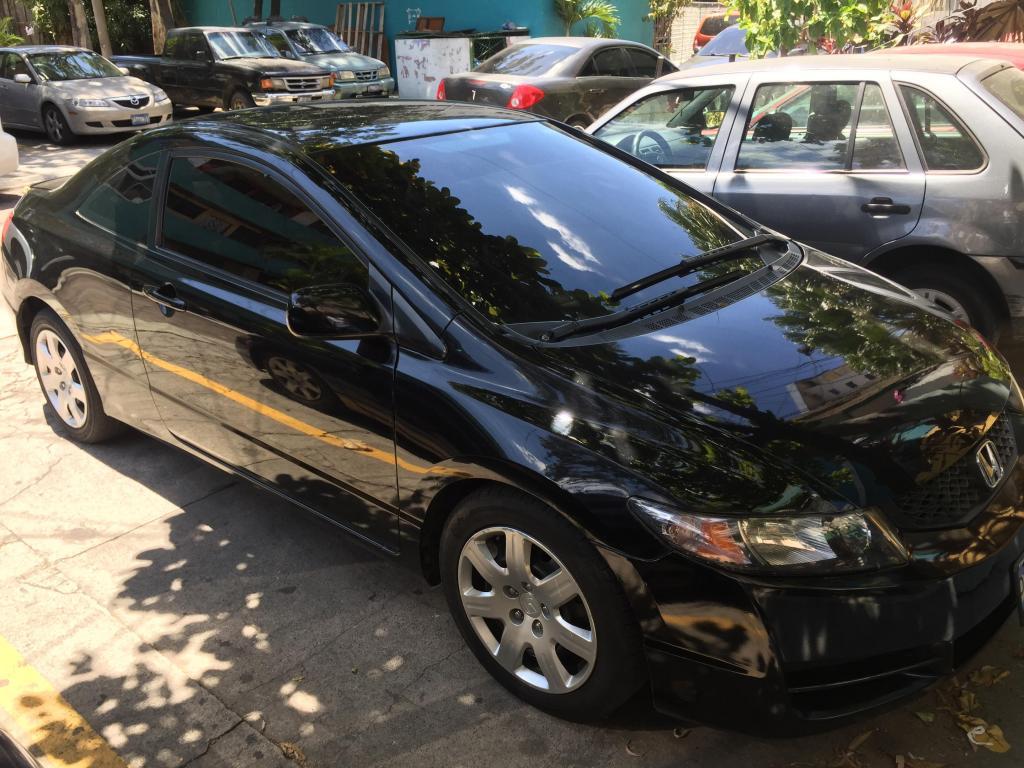 Ganga Honda Civic 2010 Coupe 2ptas Aut 5300 Fijos No