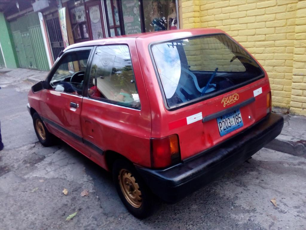 Diagramme De Diagram 91 Ford Festiva Version Complte
