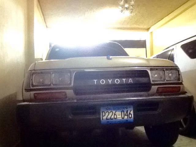 Venta De Carros En El Salvador >> Toyota Land Cruiser - Carros en Venta San Salvador El Salvador