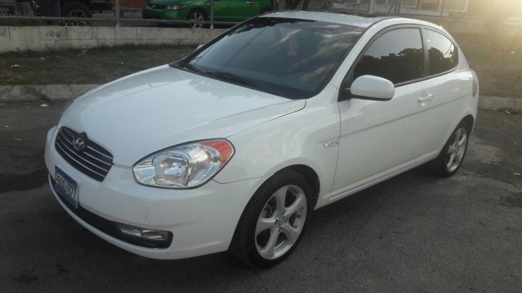 Hyundai Accent Gt 2010 4700 Neg Carros En Venta San