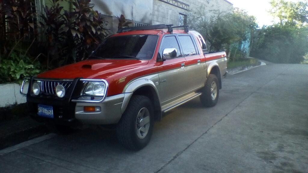 Compro Mitsubishi L200 En Guatemala Pick Up Mitsubishi L200 4x4 Turbo Diesel 1030158270 Thumbnail Jpg